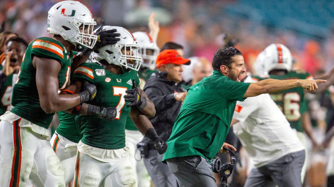 Here's how UM football coaches are doing their jobs, keeping players engaged during hiatus