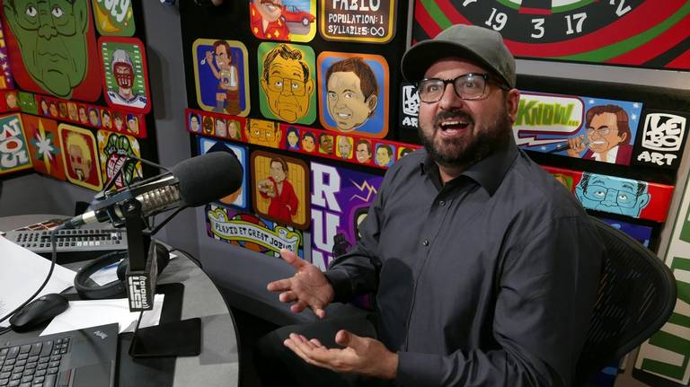 Dan Le Batard Show deals with upheaval as coronavirus threat shuts down studio
