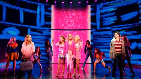 'Mean Girls' is off. Broward performing arts center goes dark from COVID-19 concern