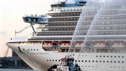 Caribbean Princess cruise returns to Port Everglades after another norovirus outbreak